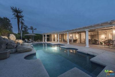 Rancho Mirage Condo/Townhouse Contingent: 72 Princeton Drive