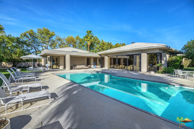 Rancho Mirage Single Family Home For Sale: 71000 Hope Circle