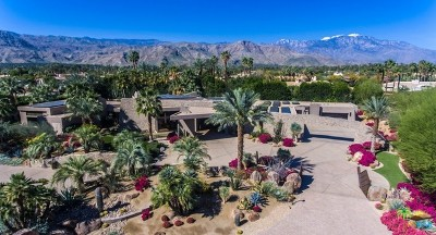 Bermuda Dunes, Indian Wells, Indio, La Quinta, Palm Desert, Rancho Mirage Single Family Home For Sale: 7 Coronado Court