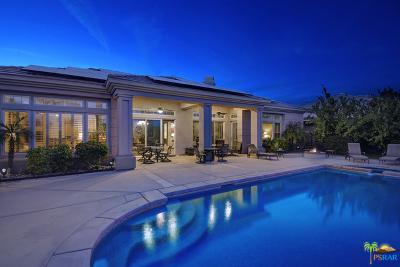 Rancho Mirage Single Family Home For Sale: 6 Via Verde