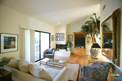 La Quinta Condo/Townhouse For Sale: 77341 Avenida Fernando