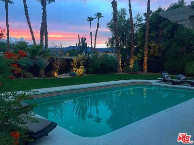 Palm Desert Single Family Home For Sale: 74457 Myrsine Avenue