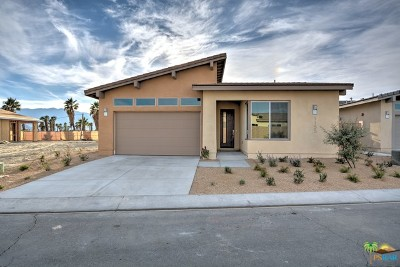 Palm Springs Single Family Home For Sale: 1155 Passage Street