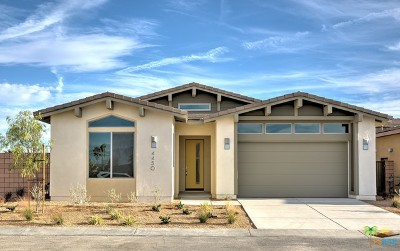 Palm Springs Single Family Home For Sale: 4450 Moneo Court