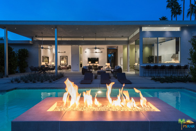 Palm Springs CA Single Family Home Contingent: $3,495,000