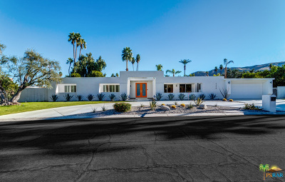 Palm Springs Single Family Home For Sale: 2358 South Alhambra Drive