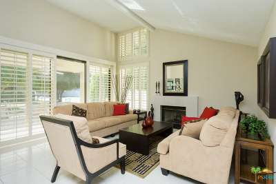 Palm Springs Condo/Townhouse For Sale: 6721 Greenwood Circle