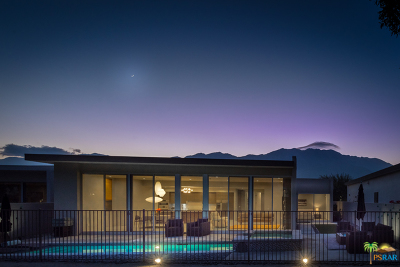 Palm Springs Single Family Home Contingent: 670 Equinox Way