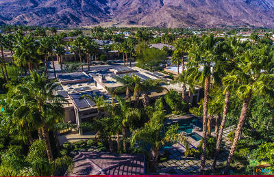 Palm Springs Single Family Home For Sale: 3232 East Bogert