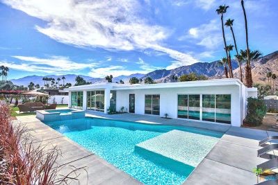 Palm Springs Single Family Home For Sale: 2364 South Yosemite Drive