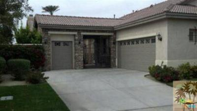 Indio Single Family Home For Sale: 49435 Redford Way