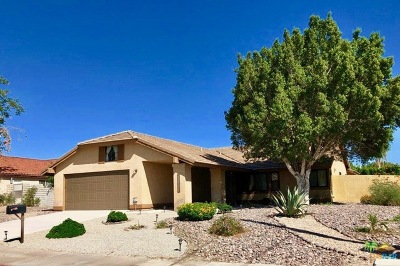 Palm Desert Country Single Family Home For Sale: 43922 Warner