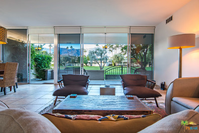 Palm Springs Condo/Townhouse Contingent: 80 Lakeview Drive