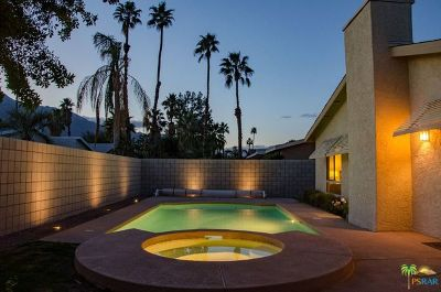 Palm Springs Single Family Home For Sale: 855 South Nueva Vista Drive