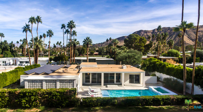 Palm Springs Single Family Home For Sale: 2363 South Alhambra Drive