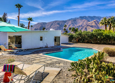 Palm Springs CA Single Family Home For Sale: $598,000