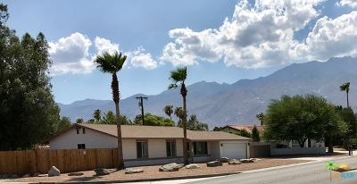 Palm Springs Single Family Home For Sale: 3085 East Via Escuela