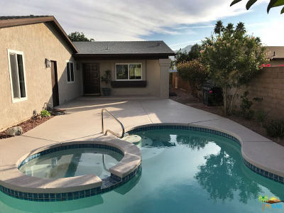 Palm Desert Single Family Home For Sale: 42875 Tennessee Avenue