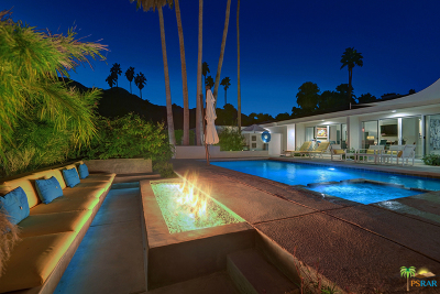 Palm Springs Single Family Home For Sale: 338 Vereda Norte
