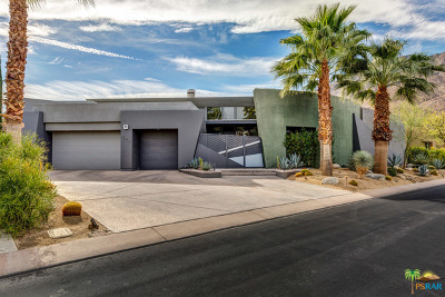 Palm Springs Single Family Home For Sale: 305 Patel Place