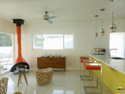 Palm Springs Single Family Home Contingent: 2682 North Biskra Road