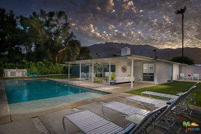 Palm Springs Single Family Home For Sale: 2370 North Starr Road