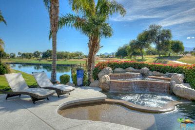 Rancho Mirage Single Family Home For Sale: 244 Loch Lomond Road