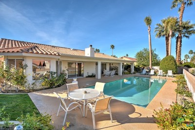 Palm Desert Single Family Home For Sale: 47230 Rose Sage Court