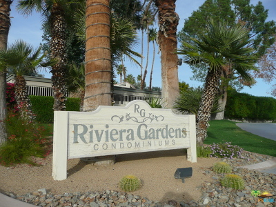 Palm Springs Condo/Townhouse For Sale: 2023 North Via Miraleste #1026
