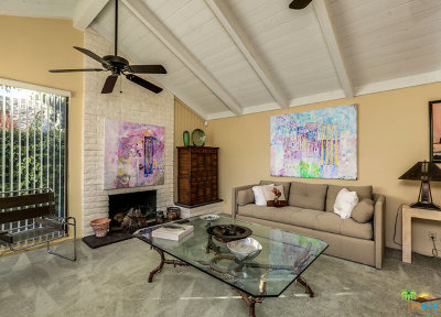 Palm Springs Condo/Townhouse For Sale: 2567 South Gene Autry #B