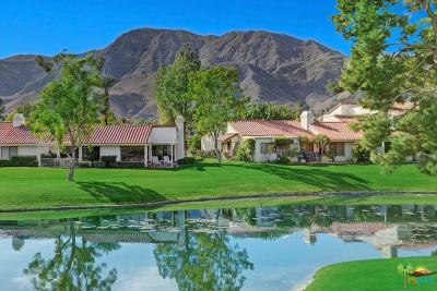 Rancho Mirage Condo/Townhouse Contingent: 40 Tennis Club Drive
