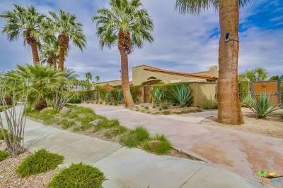 Palm Springs Condo/Townhouse For Sale: 400 North Avenida Caballeros #8
