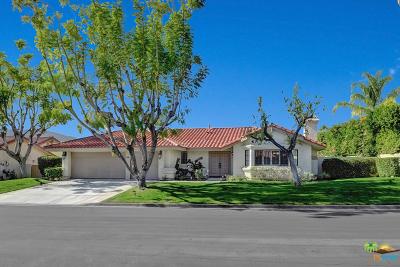 Rancho Mirage Single Family Home For Sale: 19 San Marino Circle
