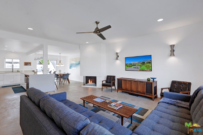 Palm Springs Condo/Townhouse For Sale: 2532 South Sierra Madre