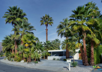Palm Springs Single Family Home For Sale: 1934 East Andreas Road