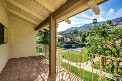 Palm Springs Condo/Townhouse For Sale: 2170 South Palm Canyon Drive #23