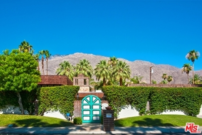 Palm Springs Single Family Home For Sale: 635 South Grenfall Road