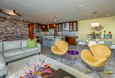 Palm Springs Condo/Townhouse Contingent: 487 North Hermosa Drive