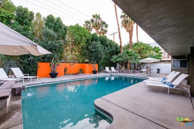 Palm Springs Single Family Home For Sale: 1127 East Mesquite Avenue