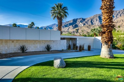 Palm Springs CA Single Family Home For Sale: $1,049,000