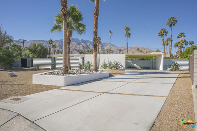 Palm Springs CA Single Family Home For Sale: $664,500