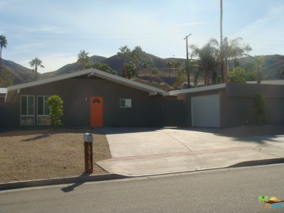 Cathedral City Single Family Home For Sale: 39162 Karen Street