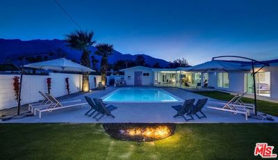 Palm Springs Single Family Home For Sale: 185 West Santa Catalina Road