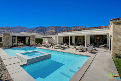 Palm Springs Single Family Home Contingent: 3086 Arroyo Seco