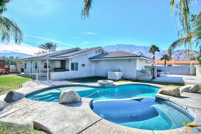 Palm Springs Single Family Home Contingent: 2120 Nicola Road