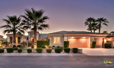 Indio Single Family Home Contingent: 48871 Sojourn Street