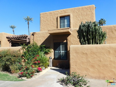 Palm Springs Condo/Townhouse Contingent: 4831 North Winners Circle #E