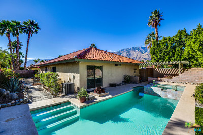 Palm Springs Single Family Home For Sale: 2660 North Hermosa Drive