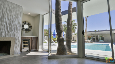 Palm Springs Single Family Home For Sale: 1120 East Alejo Road