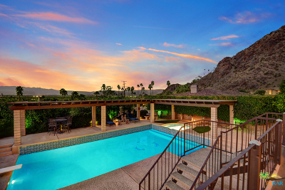 Palm Springs Single Family Home For Sale: 2340 South Araby Drive